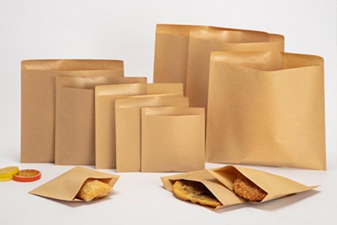 可降解纸袋材料